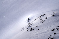 Photographer - Michael Fox; Athlete - Jamie Templeton; Location - Blackcomb Backcountry; Date - February 2020
